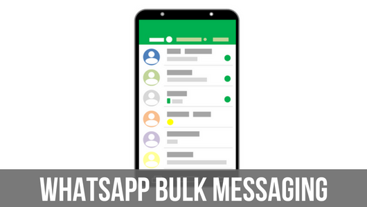 Whatsapp bulk messaging