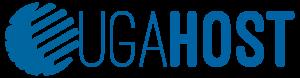 ugahost logo blue